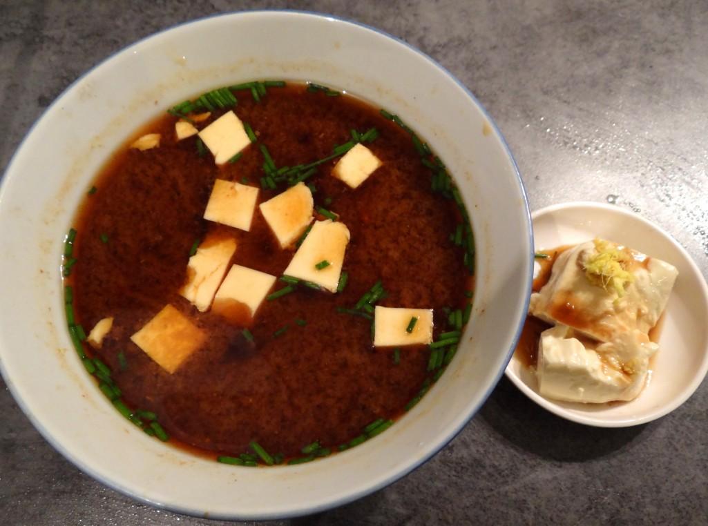 Fleanette's Kitchen - Soupe Miso