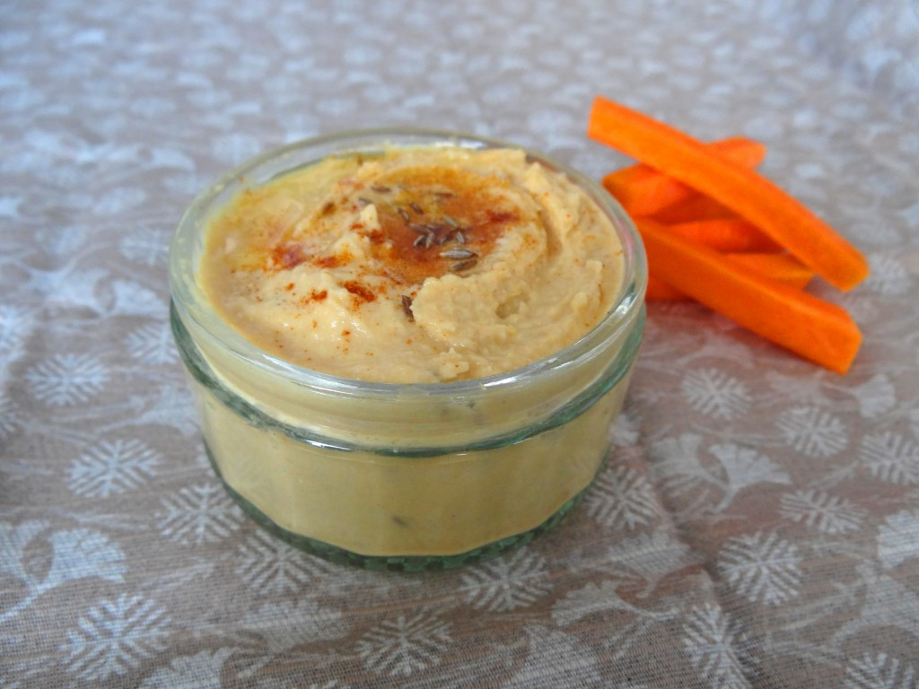 Le houmous, un dip délicieux et protéiné - Fleanette's Kitchen