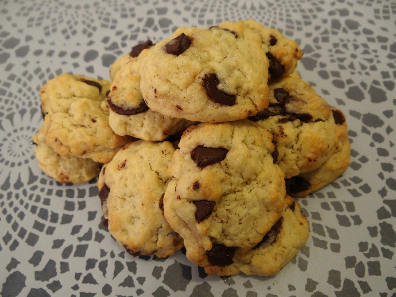 Cookies inrattables - Fleanette's Kitchen