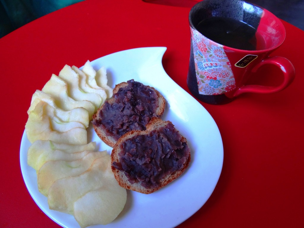 Fleanette's Kitchen - Anko (餡子) ou pate de haricots Azuki sucrée