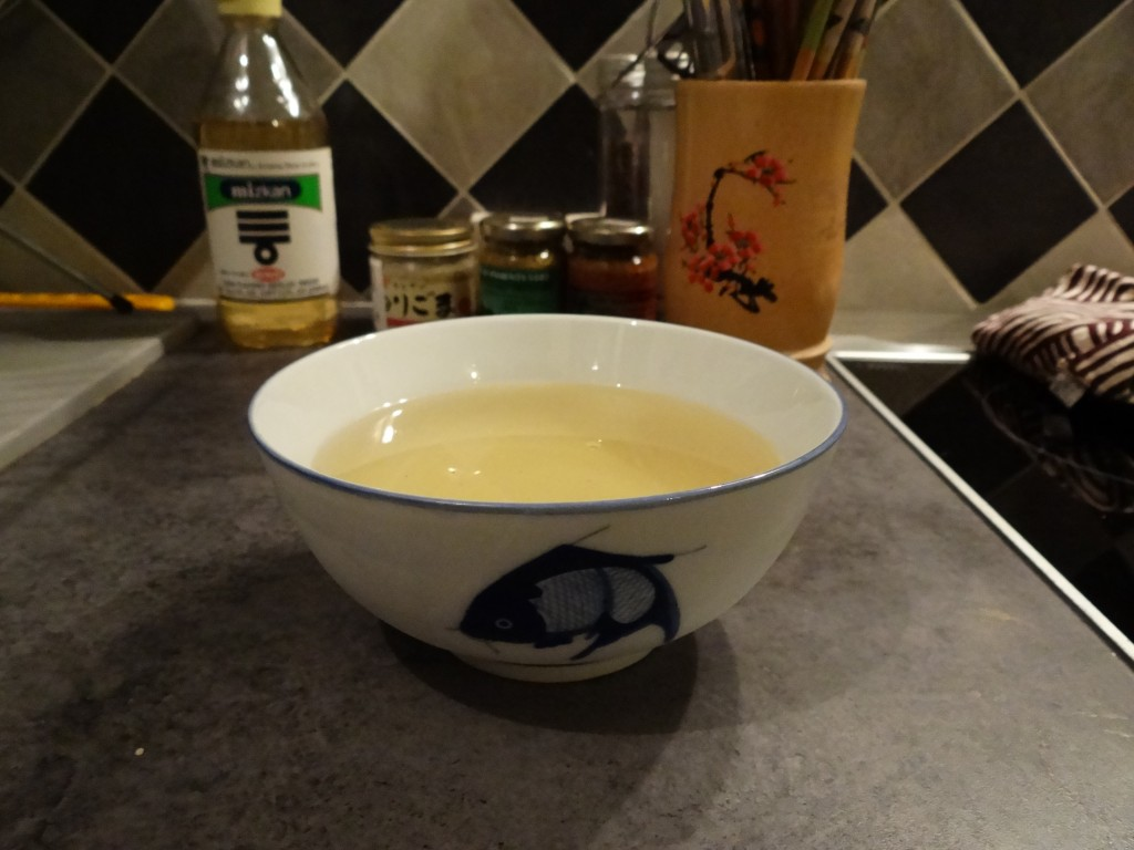 Fleanette's Kitchen - Dashi, bouillon japonais
