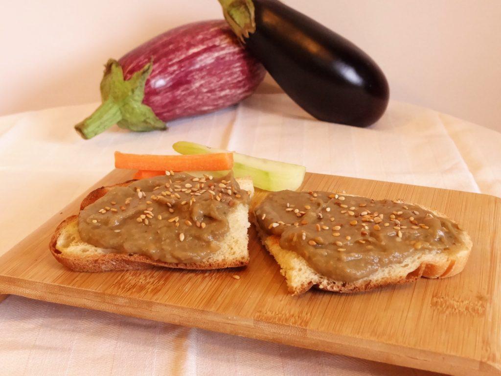 Cavier d'aubergines - Fleanette's Kitchen